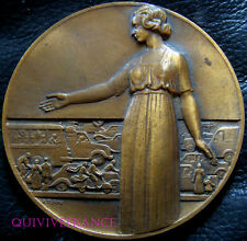 MED3477 - MEDAILLE PREVENTION ROUTIERE par TURIN - FRENCH MEDAL