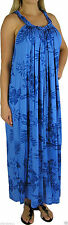 Rayon Full-Length Casual Maxi Dresses for Women