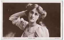 Miss Phyllis Dare RP PPC, Carlisle 5 1908 PMK to Miss Mantach, Netherby Hall