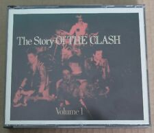 The Clash, the story of the Clash volume 1 - Best of, 2CD