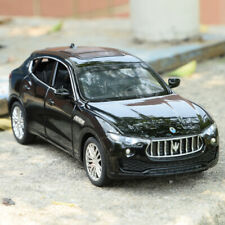 Maserati Levante 1:32 Scale Diecast Metal Model Car Luxury SUV Pull Back Boy Toy