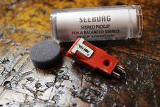 SEEBURG / PICKERING JUKEBOX NOS STEREO REDHEAD CARTRIDGE WITH NEEDLES