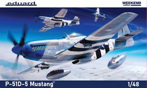 Eduard 1/48 North-American P-51D-5 Mustang Weekend Edition # K84172