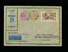 Zeppelin Sieger 171 1932 5th South America Flight Great BritainTreaty Dispatch