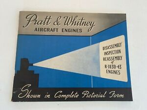 Pratt & Whitney Aircraft Engines  R-1830-43     July 1944