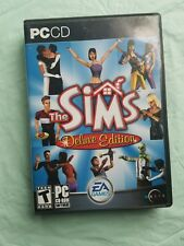 The Sims - DELUXE Edition - PC Game - Complete