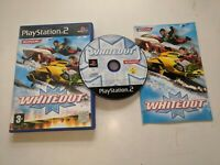 * Sony Playstation 2 Game * WHITEOUT * PS2