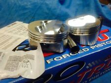 NEW SB CHEVY WISECO PISTONS 265-400 CHEVY STROKER PISTONS PTO58HS  PT058H3 KIT