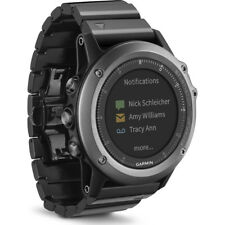 Garmin fenix 3 Multisport Training GPS Watch - Sapphire