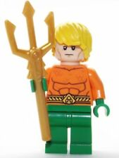 LEGO Aquaman WITH TRIDENT Authentic LEGO 71237 76027 and 76000