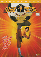 Shaolin Soccer DVD Extended Version Stephen Chow Vicki Zhao Wei NEW R0 Eng Sub