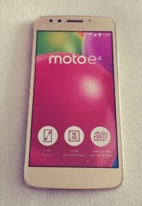 Motorola Moto E4 fake dummy phone