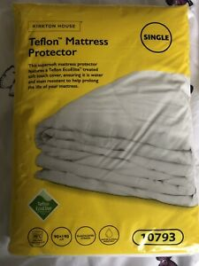 Single Mattress Protector New