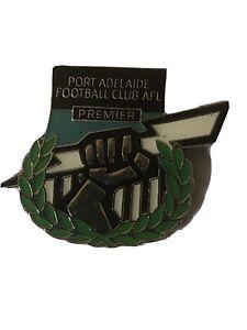 PORT ADELAIDE FOOTBALL CLUB -  AFL -  POWER Premier Badge