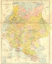 RUSSIA. St Petersburg 1871 old antique vintage map plan chart
