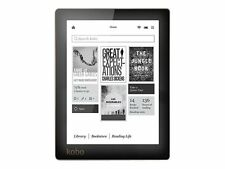 NEW Kobo Aura H2O Waterproof eReader Wi-Fi 6.8'' 4 GB Black Touchscreen