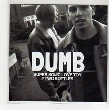 (FN453) Dumb, Super Sonic Love Toy - 2014 DJ CD