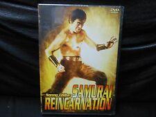 Samurai Reincarnation : Sonny Chiba (DVD, 2002)