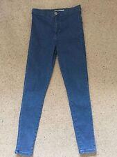 Topshop Cotton Blend L30 Jeans for Women