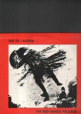 THE EX / ALERTA - the red dance package LP