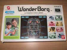 Wonder Borg Autonomous Insect Robot Bandai Wonder Swan - Very Good Condition