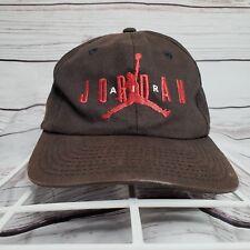 fba4ec8d572 Vintage Nike Air Jordan 23 Snapback Hat MJ Jumpman Basketball Rare Taiwan