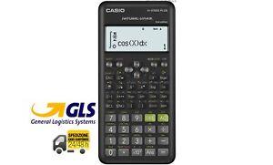 CALCOLATRICE SCIENTIFICA 417 FUNZIONI CASIO FX-570ES plus Batterie AAA originale