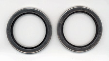 JAGUAR MK2 3.4 & 3.8 1957- 68 NEW PAIR REAR HUB INNER SEALS  (262)
