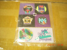 GOIN POG WILD DISNEYLAND 1994 COOL RARE AWESOME