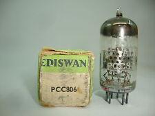 PCC806  TUBE. EDISWAN BRAND TUBE.  NOS / NIB. RC99.
