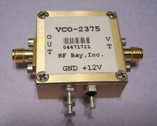 2300-2450MHz Voltage Control Oscillator VCO-2375, SMA