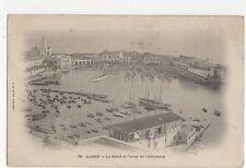 Alger Sante & Anse de l'Amiraute Vintage Postcard  243a