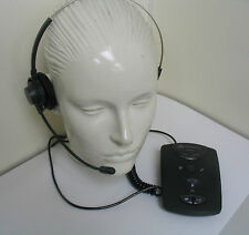 LCAP +CA-910 Headset System for Avaya Nortel Toshiba Polycom replace CTA-100 Amp