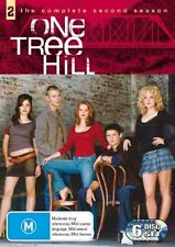 One Tree Hill : Season 2 (DVD, 2006, 6-Disc Set)