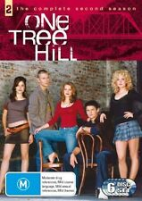 One Tree Hill : Season 2 (DVD, 2006, 6-Disc Set) TV Series, Like New