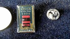 Volvo Pin Badge Truck of the Year 1994