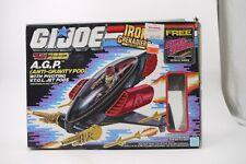 G.I Joe 1988 AGP + Box 100% COMPLETE