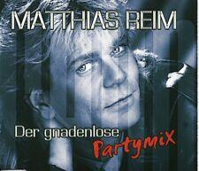 Matthias Reim - Der gnadenlose Partymix - Rare 4 Track Maxi CD plus Ringtones