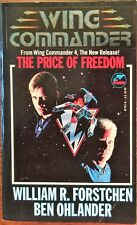 Wing Commander IV 4: The Price Of Freedom Paperback Novel Game Tie-In Ultra Rare