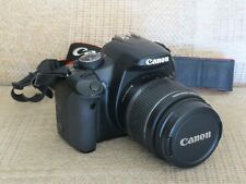 Canon EOS 450D Digital SLR Camera - with additional Tamron 70 - 300mm zoom lens.