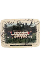 U.S. National Womens Soccer Team (1995) Autographed Card AUTHENTIC