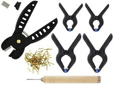 Hobbies Boat Modelling Tool Set - Plank Bending Tool, Clamps, Pin Pusher & Pins
