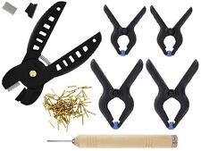 HOBBY BARCA modellazione Strumento Set-asse di legno strumento di piegatura, morsetti, Pin pusher e spille