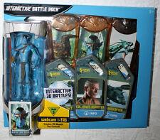 Avatar INTERACTIVE  3D BATTLEPACK. FIGURE MATTEL 2009 MIB