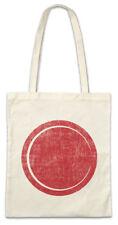 Red Circle Shopper Shopping Bag Riverdale Symbol Logo Team Bulldogs Archie