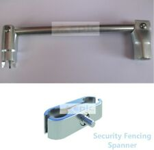 PRIORY Double Ended Anti-Tamper Security Coupler Fencing Tri Pin & Scaffold Tool