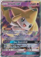 Pokemon Tcg Sm Unified Minds 79/236 Jirachi Gx Holofoil Rare Card