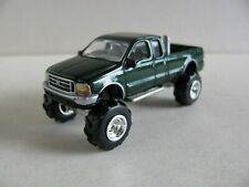 Johnny Lightning Custom Ford Lifted 4x4 Pickup Truck 1/64