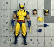 "1/12 scale Marvel Legends 6"" figure X men series Wolverine from 3 pack"