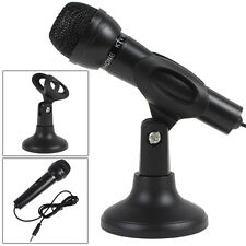 Audio Professional Microphone Audio Mic Studio Sound Recording with Mount